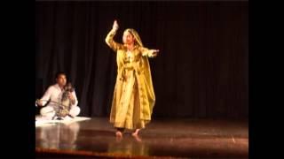 Parwati Dutta - Kathak (Drut Teentaal Part-1)