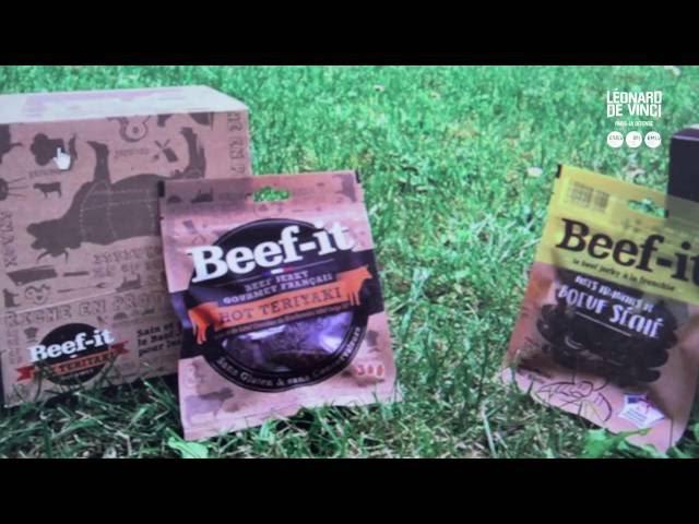 Yannick, Beef-it, portrait d'entrepreneur
