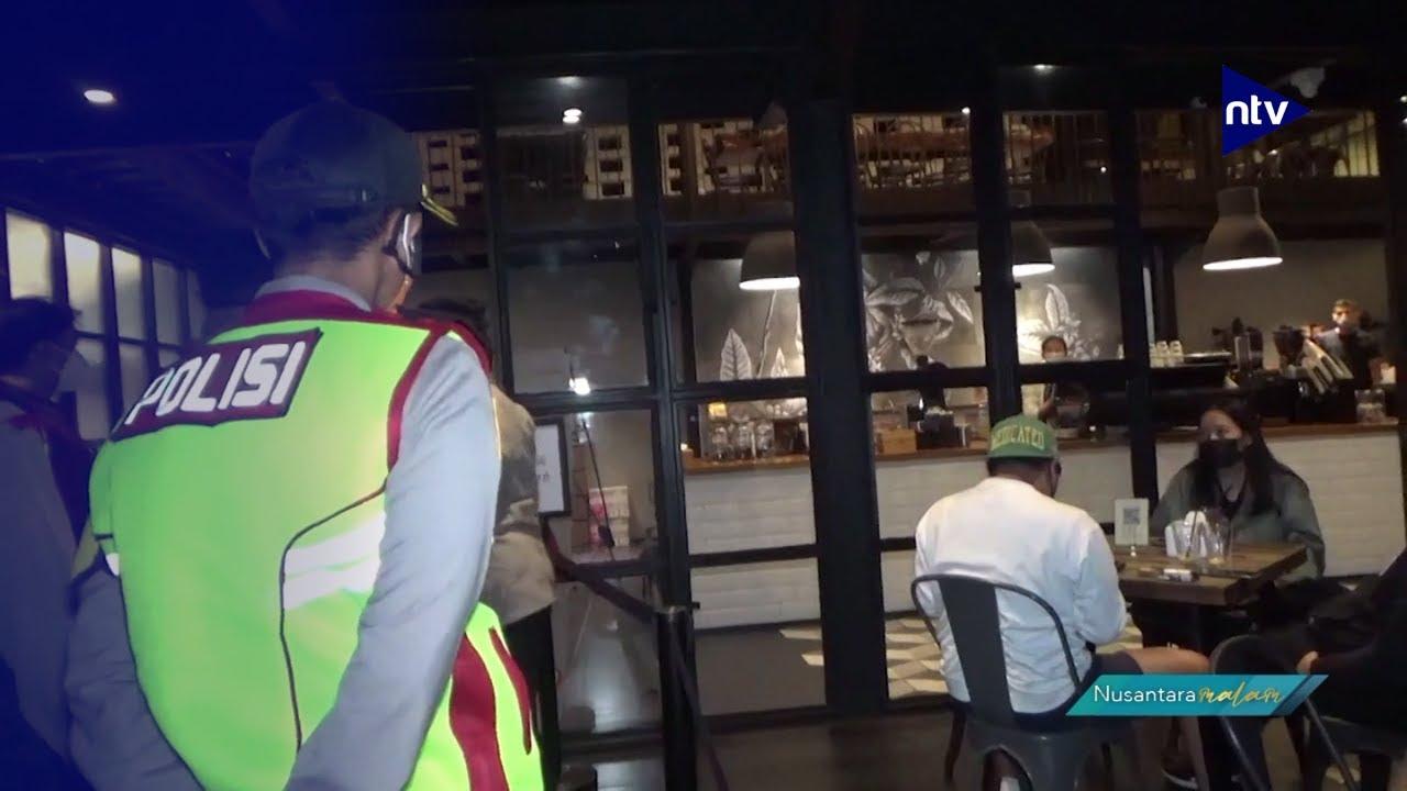 Razia Prokes di Kafe, 10 Persen Pengunjung Reaktif Covid-19