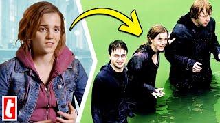 Harry Potter Actors' LEAST Favorite Scenes To Film