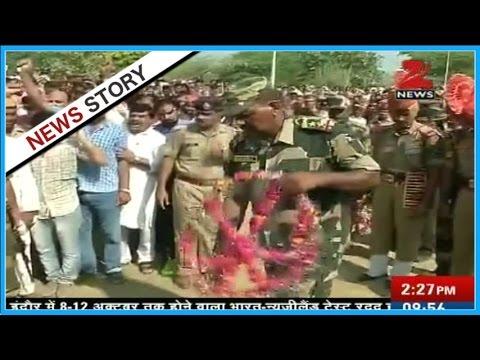 Download NEWS 50   Pakistan again breaks ceasefire in Naushera area   Part 1