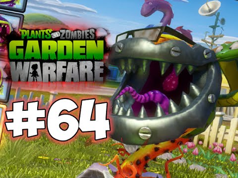 Plants Vs Zombies Garden Warfare Part 64 Gnome Attack Hd Gameplay Youtube