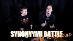 """Synonyymi Battle ft.  Elias """"smoothiemestari"""" Gould"""