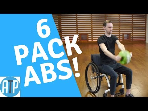 Wheelchair Ab Workout | ADAPT TO PERFORM