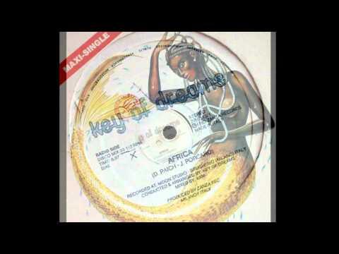Key of Dreams - Africa (Dub Mix) (1982)