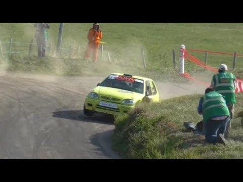 Highlights finale Coupe de France des Rallyes 2018 Chalon sur Saône by Ouhla lui