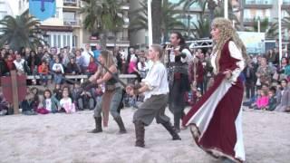 Èxit de participació a la 15a Fira Medieval de Lloret de Mar