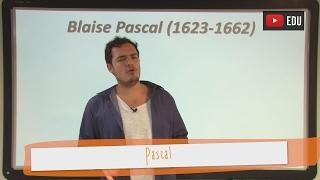 Aula 16 - Filosofia - Pascal