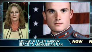 Mother of Fallen Gold Star Soldier: Troop Withdrawal Will Jeopardize What My Son's Unit Accomplished