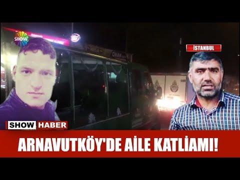 Arnavutköy'de Aile Katliamı!
