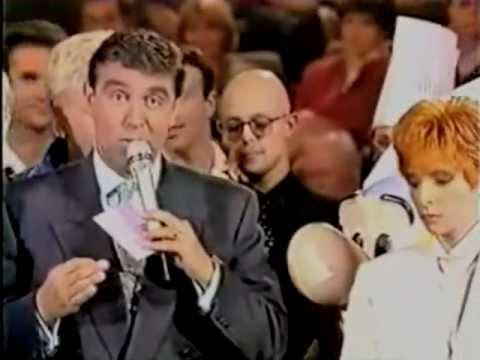 Mylène Farmer Désenchantée Sacrée Soirée TF1 17 avril 1991