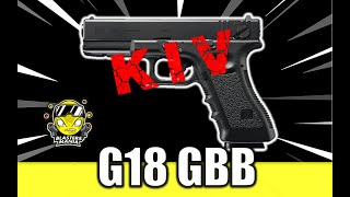 G18 FULL METAL GBB (Kecaman dan Ancaman) - Blasters Mania