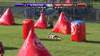 Moscow Red Legion vs. San Antonio X Factor 2014 PSP World Cup - Friday Game 3