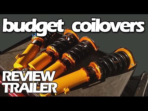 Budget Ebay Coilovers ★ Install & Review COMING SOON! ★
