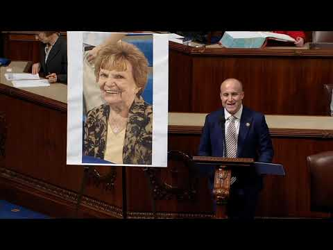 Rep. Rose Gives Congressional Tribute to Staten Island Community Leader Mimi Cusick