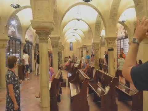 Sacro e mistero nella Basilica di S. Nicola a Bari