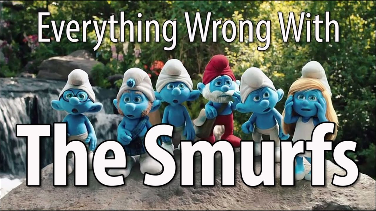 everything-wrong-with-the-smurfs-in-16-minutes-or-less