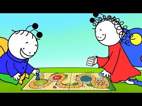 Bobiţă şi Buburuză: Jocul de societate
