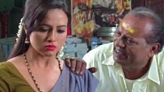 vuclip Producer Misbehaving with Sana Khan   Gajjala Gurram Movie Scenes   Dirty Picture