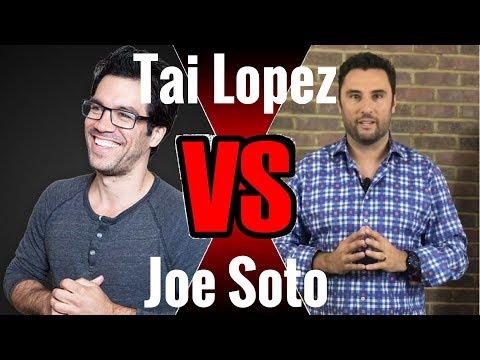 Tai Lopez vs. Joe Soto SMMA - WHICH IS BETTER?