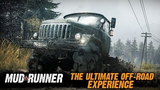 MudRunner - The Ultimate Off-Road Experience