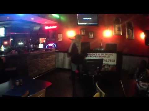Karaoke at Nancy's Pizza Buckhead Atlanta Ga.