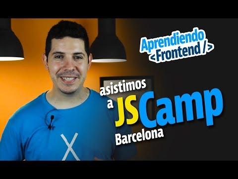 ¡Asistimos a la JsCamp! Vídeo resumen e impresiones