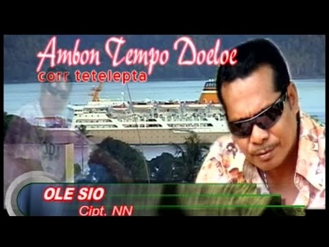 Corr Tetelepta - Ole Sio (Official Lyrics Video)