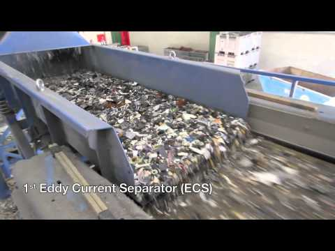 Recycling Of Electronic Waste (WEEE)
