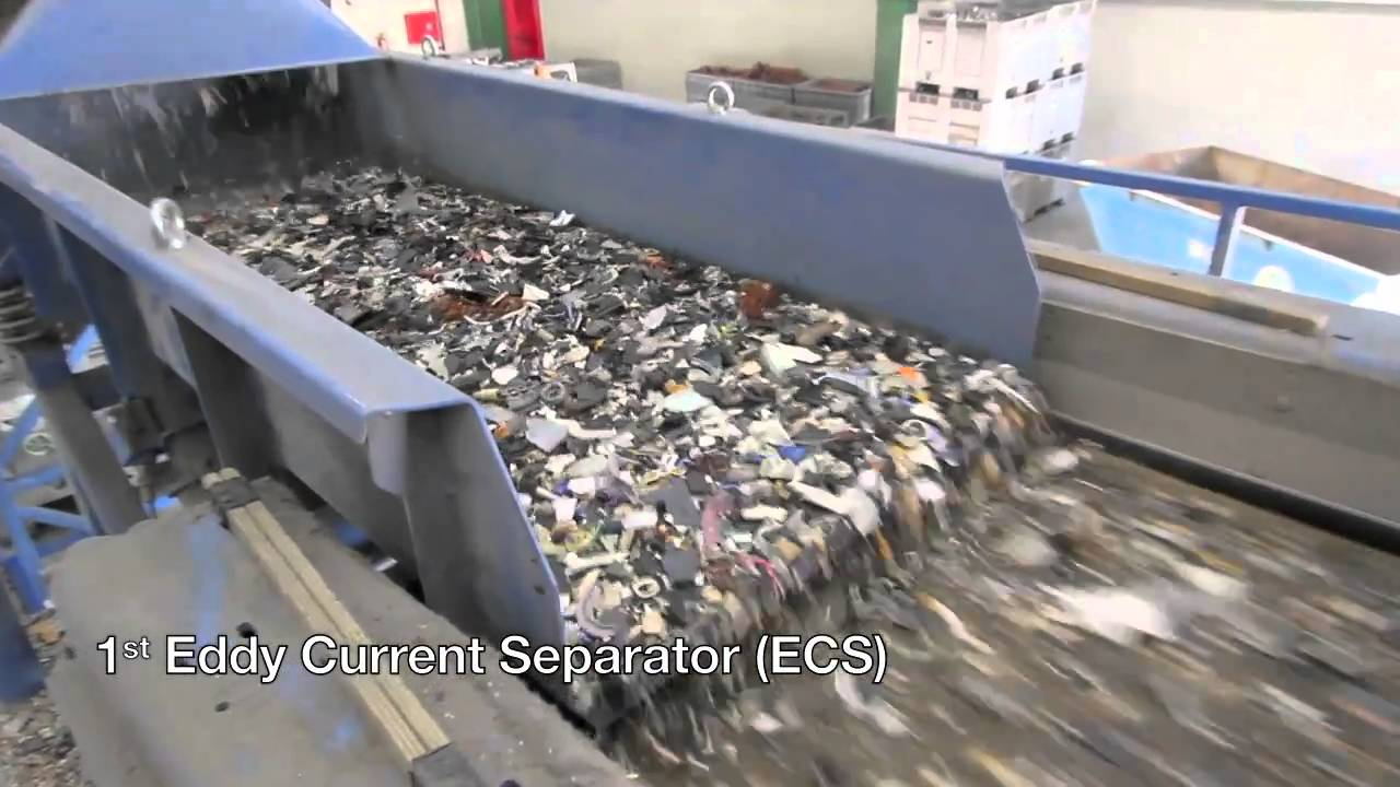 Recycling Of Electronic Waste Weee Youtube Recycle Buy Pcb Machineprinted Circuit Board