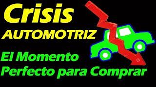La CRISIS Automotriz DEL 2020 , COMPRA CARRO AHORA , que saber antes comprar AUTO en Estados Unidos