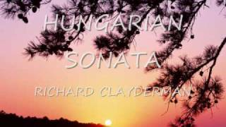 Richard Clayderman Hungarian Sonata