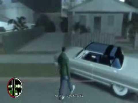 SanIV short trailer - GTA San Andreas on a Rockstar Advanced Gaming Engine + link!