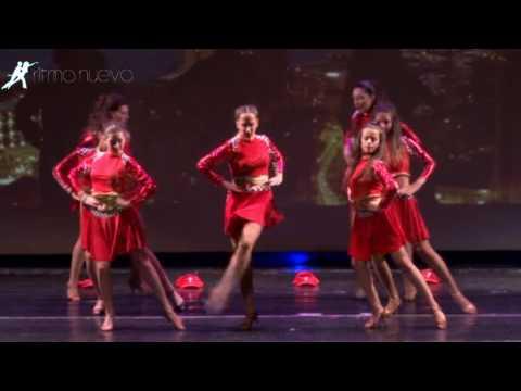 Ritmo Nuevo DC Latin All ladies ''Formoula1'' Showcase Memories 2017