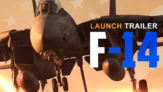 DCS: F-14 - LAUNCH TRAILER - This is War