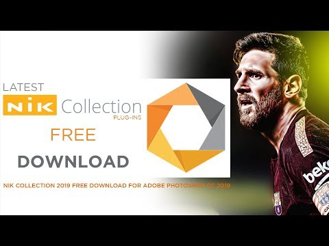 How To Download & Install Nik Collection Plug-ins In Photoshop CC 2019. ILLPHOCORPHICS