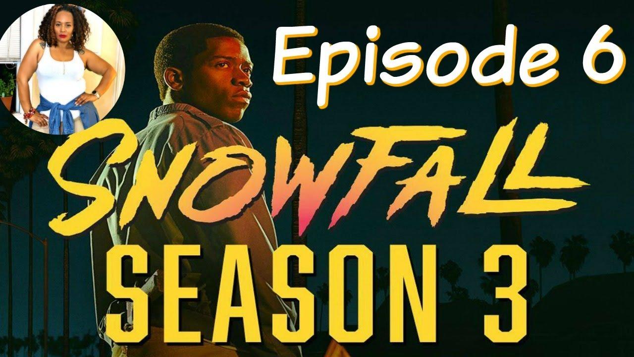 Download Snowfall FX Recap& Review| Season 3 Episode 6|Confessions| Talisa Rae