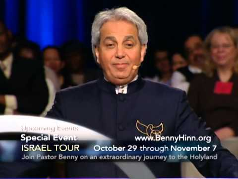 Benny Hinn - The Coming Supernatural Wealth Transfer