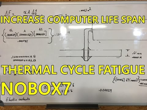 Increase computer lifespan