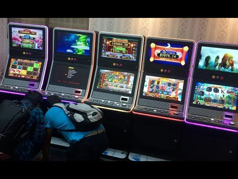 china casino equipment gambling games machines for sale jackpot machine, duofuduocai