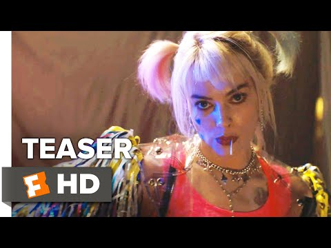 Birds of Prey Teaser #1 (2020) | 'See You Soon' | Movieclips Trailers