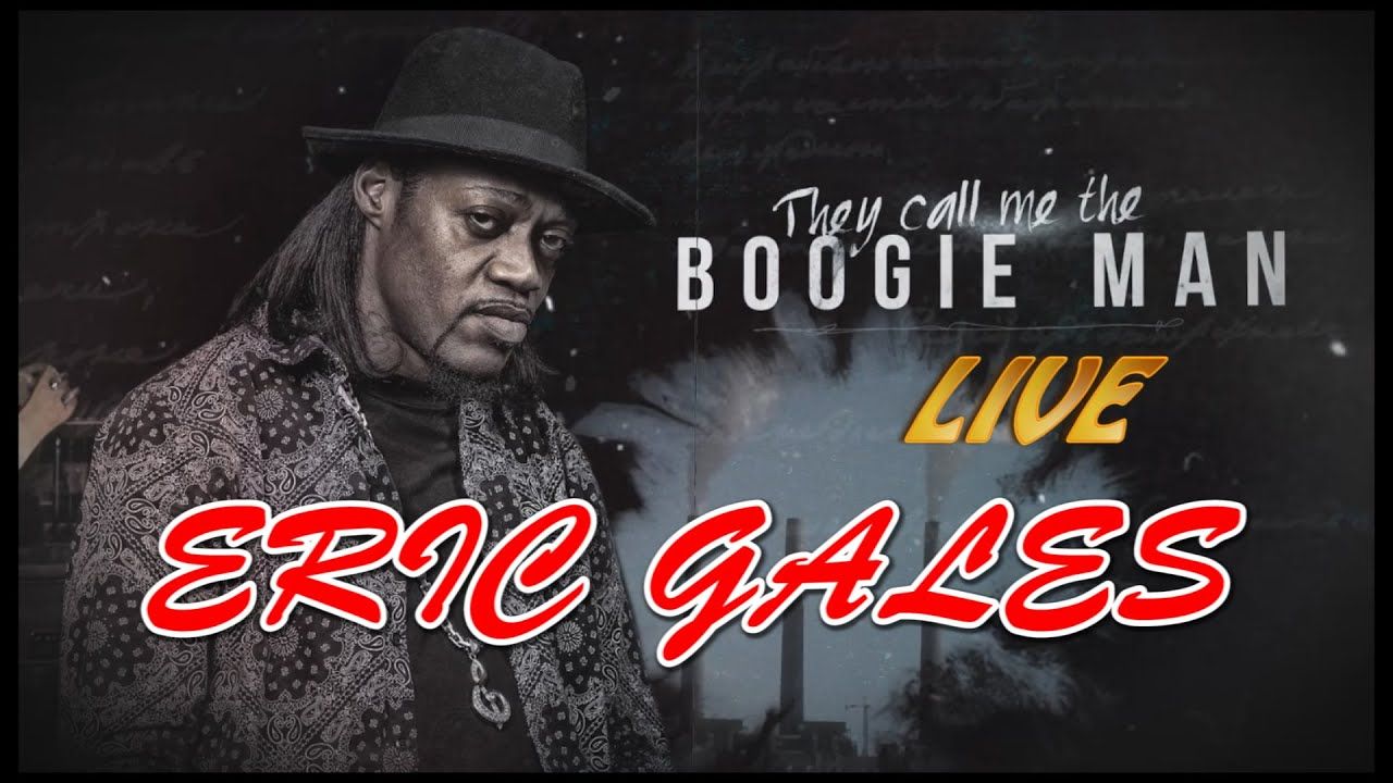 Eric Gales Boogie Man AMAZING live
