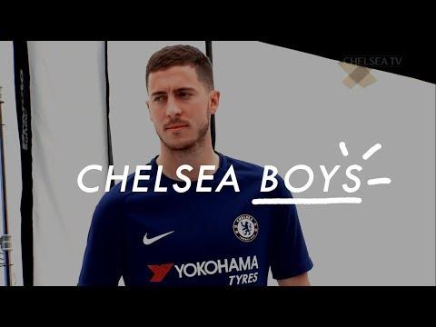 Chelsea boys | thinking 'bout boys