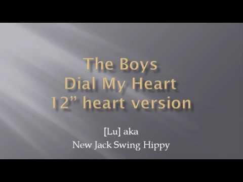 The Boys - Dial My Heart - 12