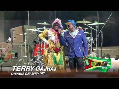 Terry GajRaj Live - Guyana Day 2015