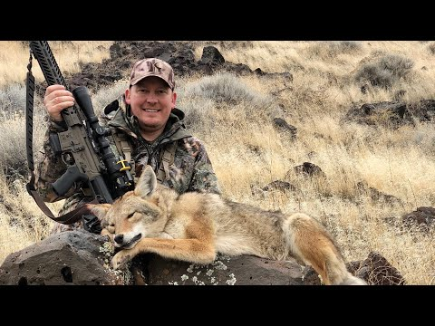 IDAHO COYOTE HUNTING