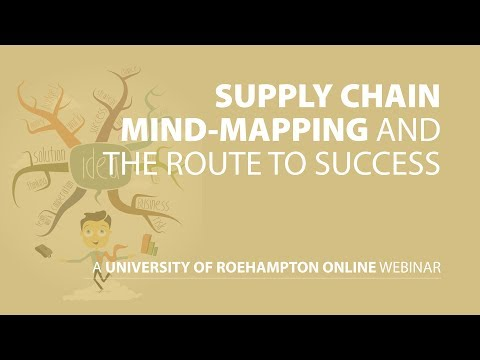 Webinar: Supply Chain Mind Mapping And The Route To Success
