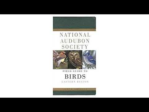 MUST SEE  Hunting Gear Review! Audubon Society FIELD GUIDE TO NORTH AMERICAN BIRDS : Western Regi..
