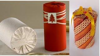 DIY GIFT WRAPPING IDEA | IDE KREATIF MEMBUNGKUS KADO TANPA KOTAK