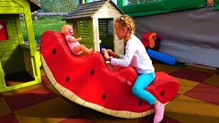 Playground for kids Fun Playtime Family fun Play area for Children video for kids
